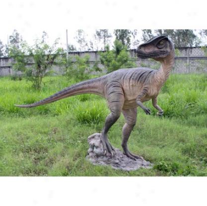 Jurassic-sized Allosaurus Dinosaur Statue