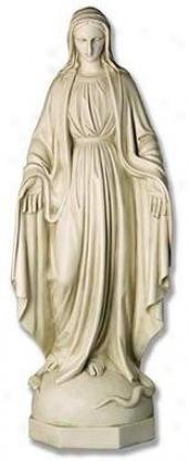 Lago Magiore Madonna Religious Statue