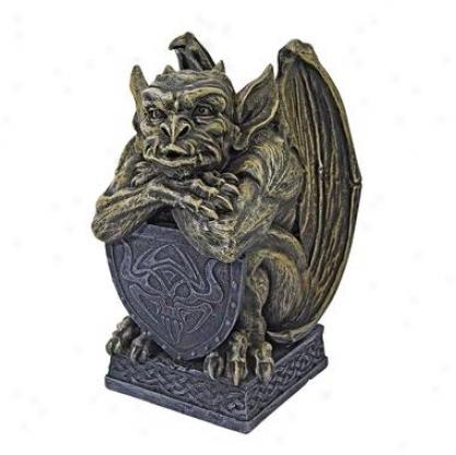 Medieval MarauderG argoyle Statue