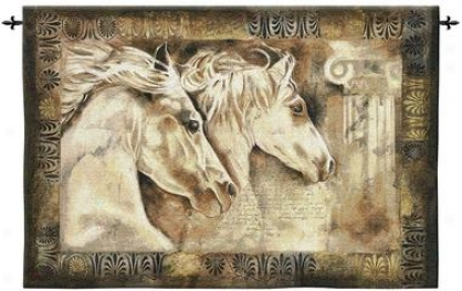 Messengers Of Spirit Wall Tapestry