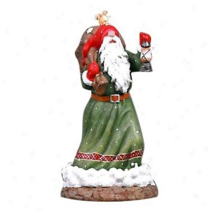 Mystic Walkabout Garden Gnome Statue