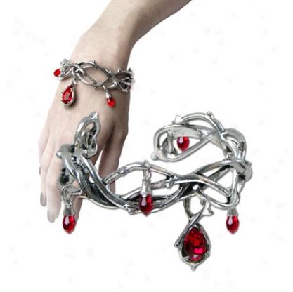 Passion Gothic Bracelet By Alchemy Jewelry