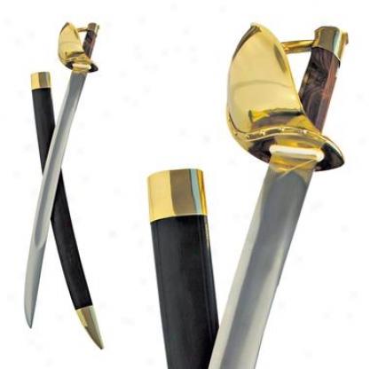 Pirate's Companion Sword: Unshatpened