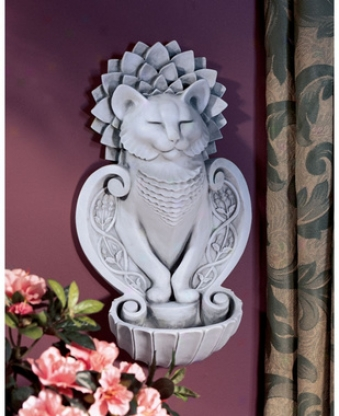 Purr Wall Sculpture