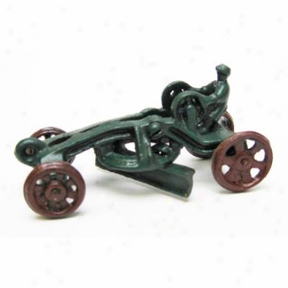 Road Grader Replica Compute Iron Farm Toy Tractor