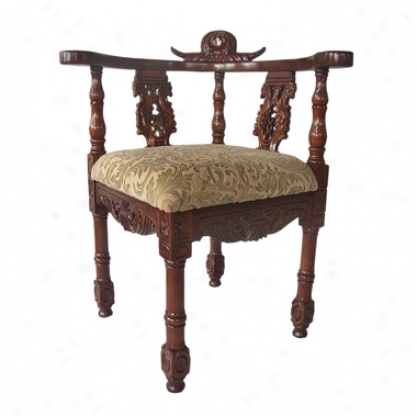 Royal Saber Corner Chair