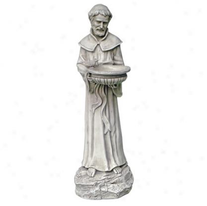 Saint Francis: Nature&apow;s Patrron Saint Statue