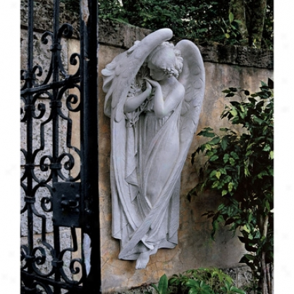 Santa Croce Angel Wall Frieze: Large