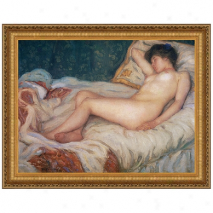 Be dead, 1903, Canvas Replica Painting: Small