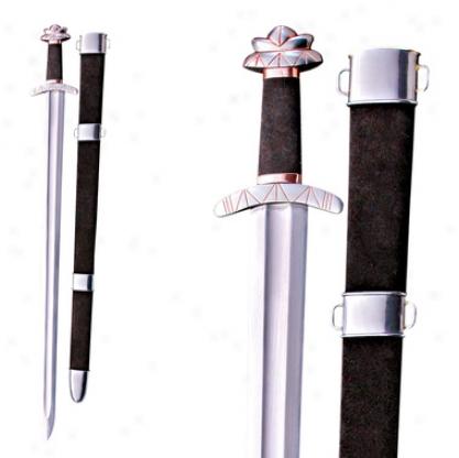Stiklestad Viking Sword: Unsharpened