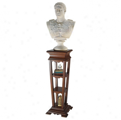 Tapered Tower Pedestal