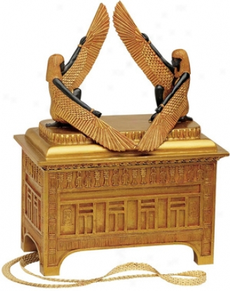 The Ark Of The Covenant Sculptural Box: Medium