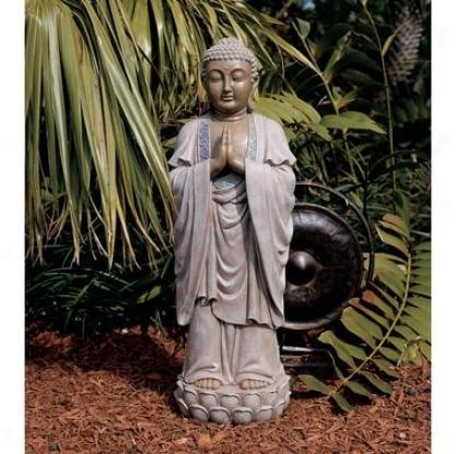 The Bodh Gaya Buddha Asian Statue