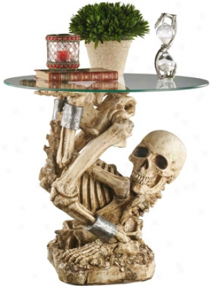 The Contortionist Skeleton Verge Table