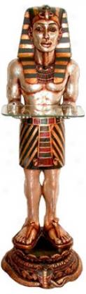 The Egyptian Pharaoh's Faityful Servant Statue