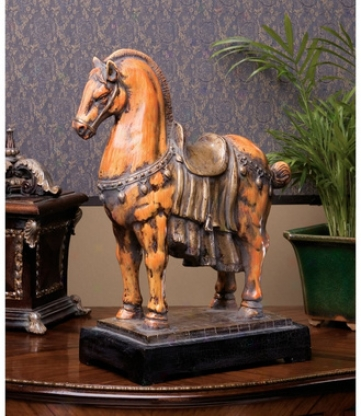 The Emperors Tang Horse Sculp5ure