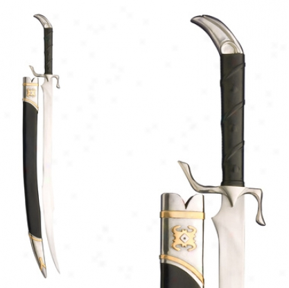 Tye Fierce Raptor Sword: Unsharpened