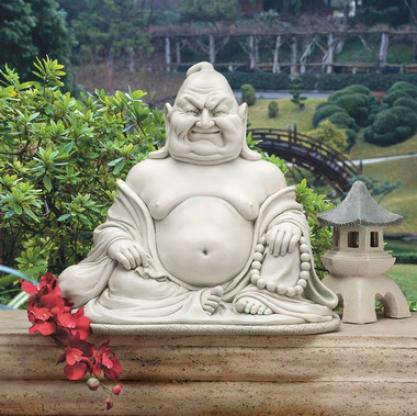 The Laughing Maitreya Buddha Statue