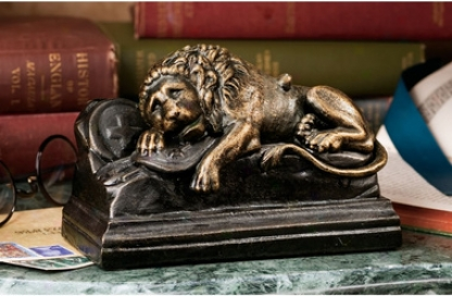 The Lucerne Lion Sculpture