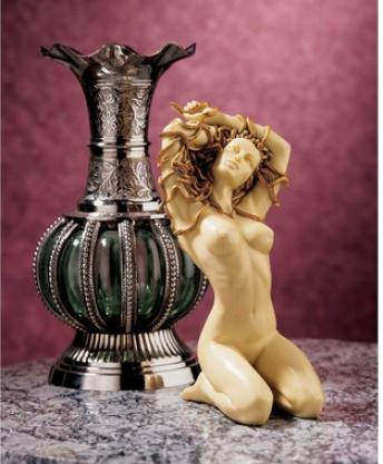 The Temptation Of Medusa Sculpture