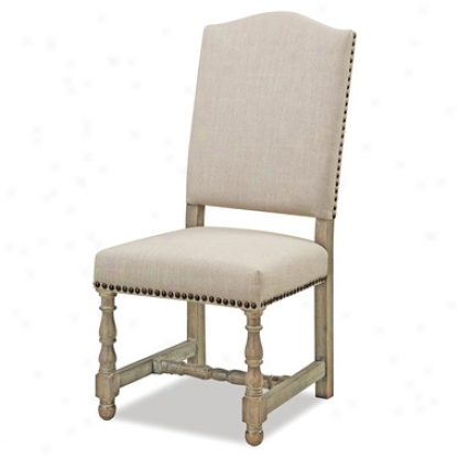 Tudor High-back Chair