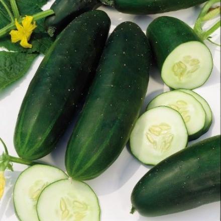 Cucumber, Straight-8