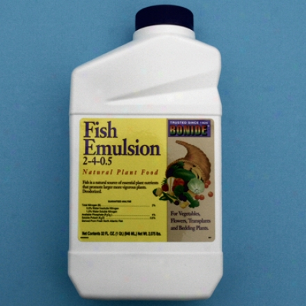 Fish Fertilizer, 1 Pint