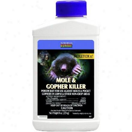 Moletox� Ii Jetty & Gopher Killer 8 Oz