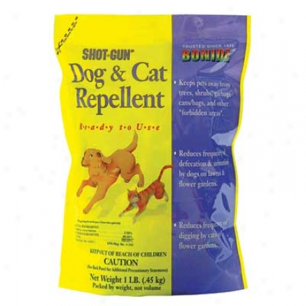 Repellent, Shot-gunâ® Dog Cat