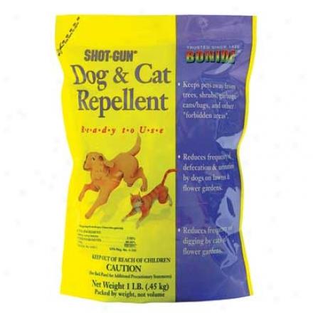 Repellent, Shot-gun� Dog Cat