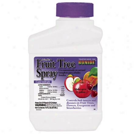 Spray, Citrus, Fruit & Orchard Concentrate