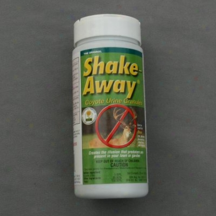 Urine Powder, Coyote Shake-away