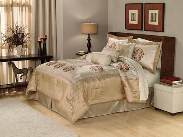 Adira Comforter Set - 7pc Queen Set, Multi