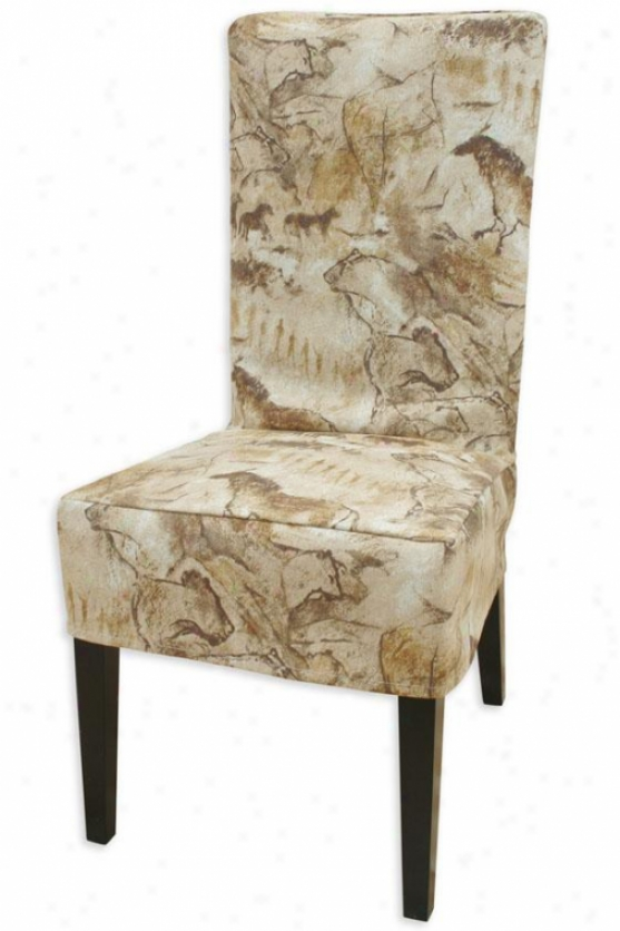 Archaeology Collection Parsons Chair Slip Cover - Parson Slip Cvr, Archaeology Tan