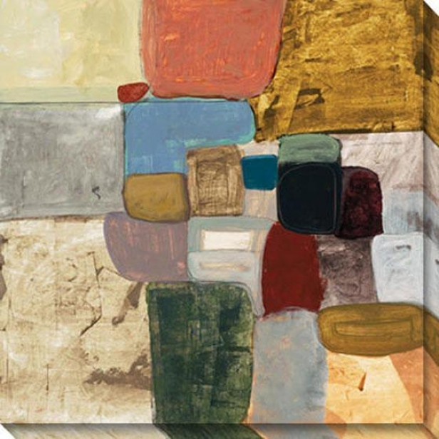 Balance I Canvas Wal1 Adt - I, Pale