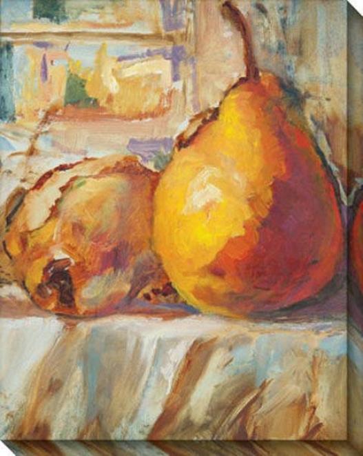 """""""bon Appetite Canvas Wall Art - 36""""""""hx46""""""""w, White"""""""