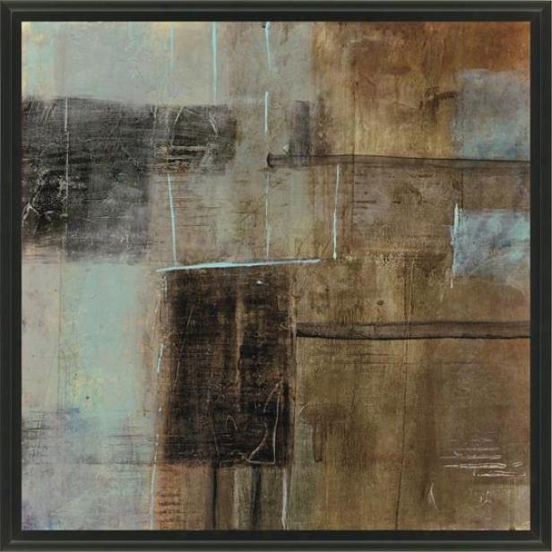 Brushstrokes I Wall Art - I, Multi