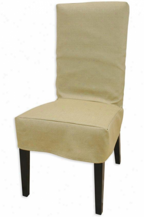 Callaway Collection Parsons Chair Slipcover - Parson Clip Cvr, Oriole Coin