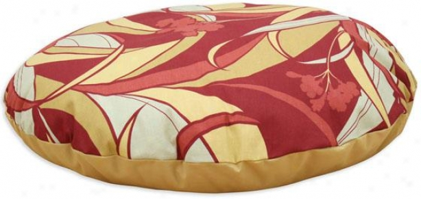 """callaway Collection Pet Bed - 36""""round X 10""""h, Callaway Ruby"""