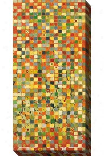 Channels Iii Canvas Wall Art - Iii, Multi