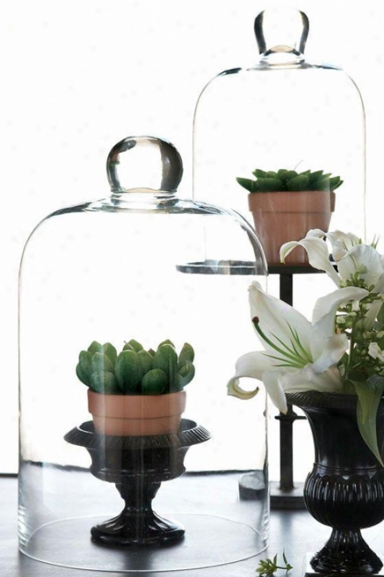 Chateau Cloches - Set Of 2 - Set Of 2, Free