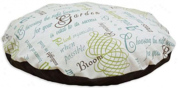 """chatsworth Collection Pet Bed - 36"""" Roudn, Chatsworth Citr"""