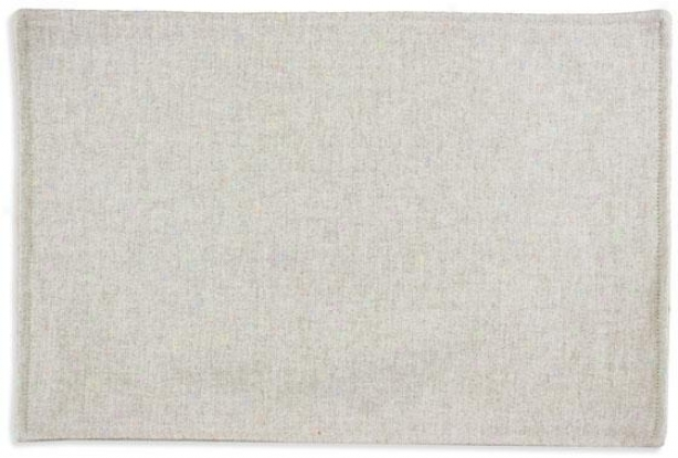 """chatsworth Collection Placemats - Lined Placemat, 12.5x19""""x, Linen Natura""l"