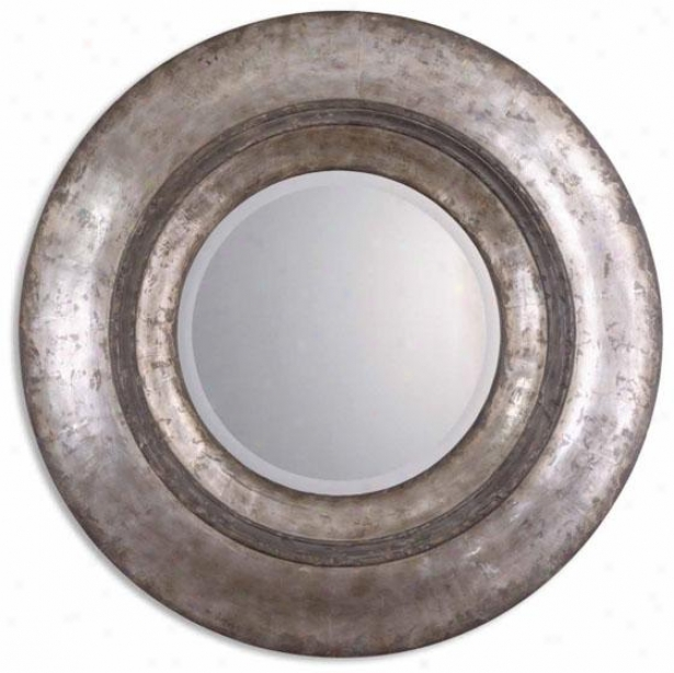 """cologne Mirror - Round 38""""d, Bronze"""