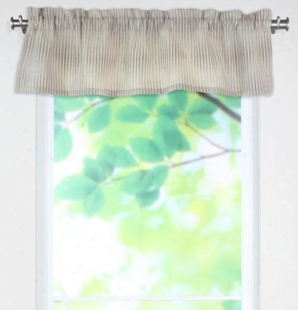 Counted Collection Valances - Rod Pkt Valance, Prato Nugget