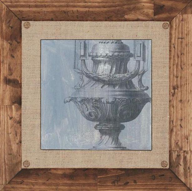 Elegance Framed Wall Art - Set Of 3 - Set Of Thhree, Multi