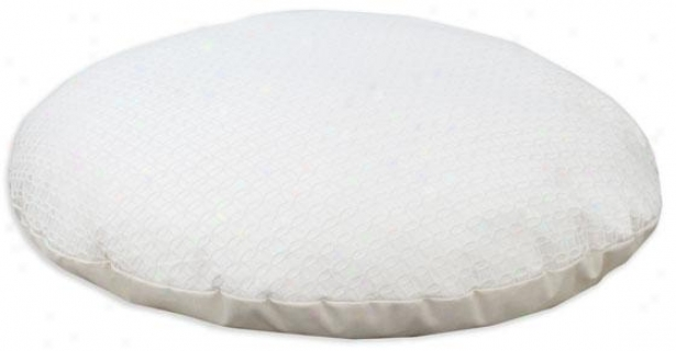 """""""ellis Collection Pet Bed - 36"""""""" Round, Brshd Nkl Chuck"""""""