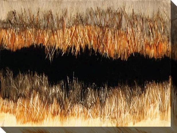 Escapism I Canvas Wall Art - I, Brown