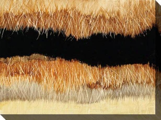 Escapism Ii Canvas Wall Art - Ii, Brown