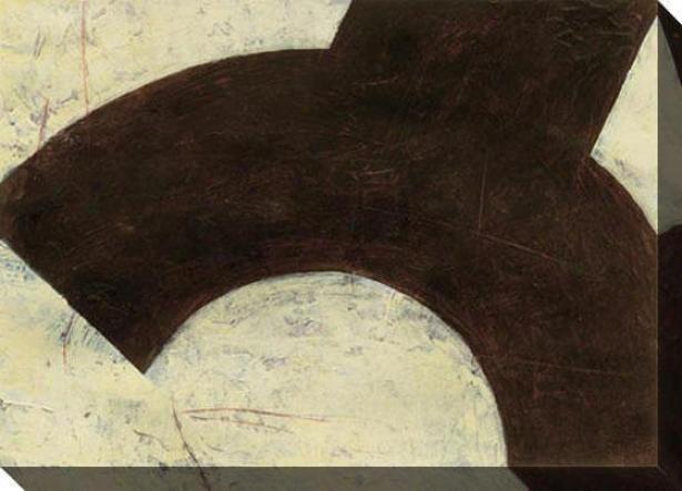 Everyday Objects Ii Canvas Wall Art - Ii, Black